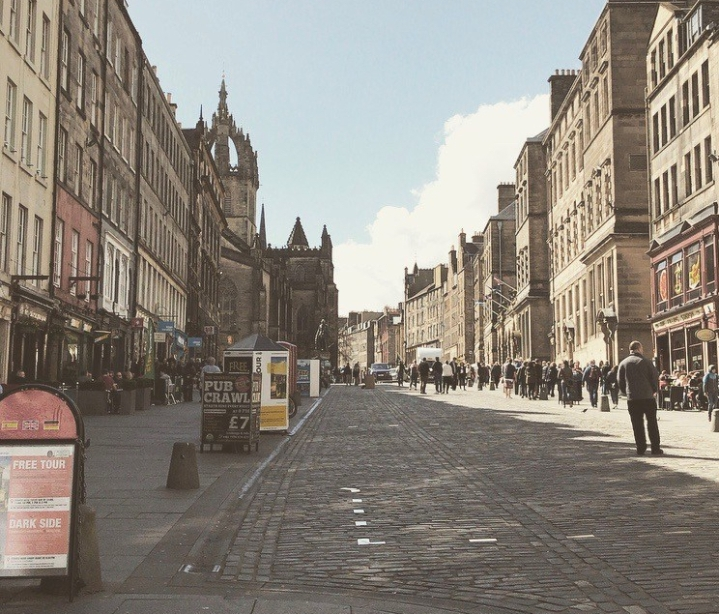 The Closes of Edinburgh's Royal Mile