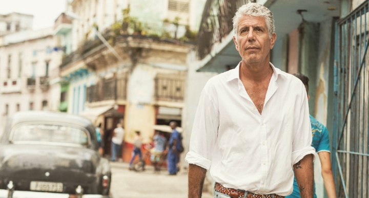 Anthony Bourdain: An Honorary Article