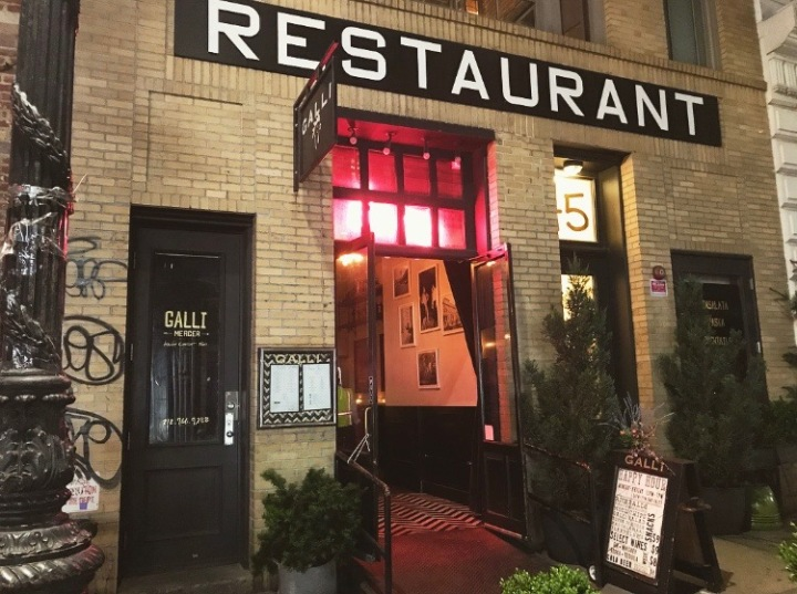 Galli: Big Italian Flavour in New York's Little Italy
